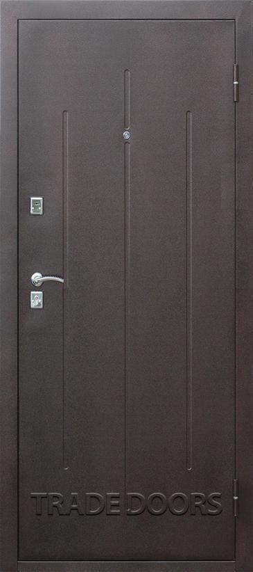 Входная металлическая дверь 7-2М